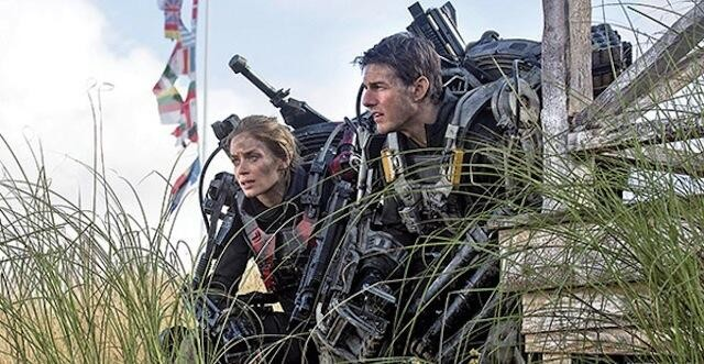 EDGE OF TOMORROW new still