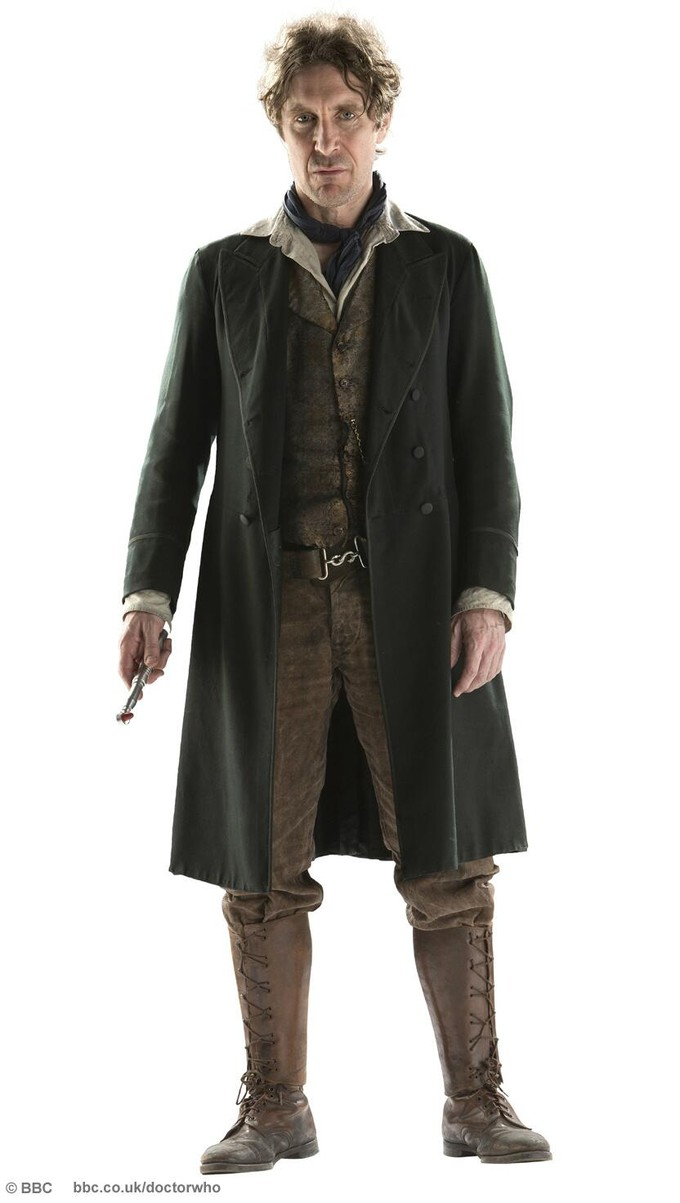 DOCTOR WHO: The Night of the Doctor - Paul McGann's 8th Doctor