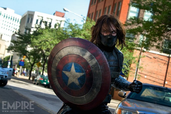CAPTAIN AMERICA: THE WINTER SOLDIER - Winter Soldier