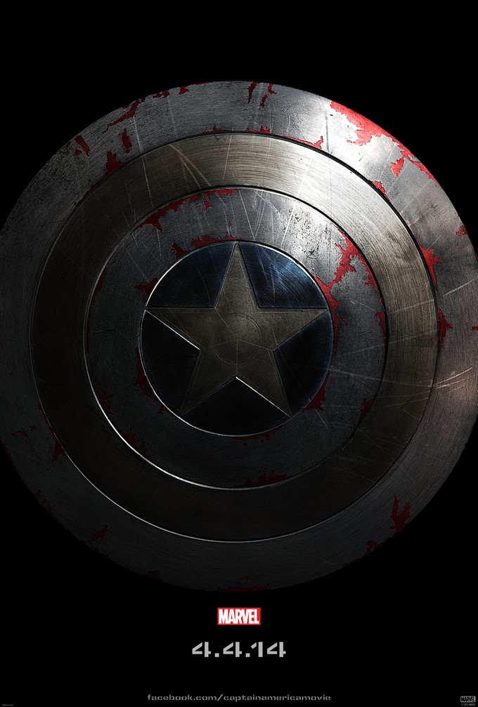 CAPTAIN AMERICA: THE WINTER SOLDIER teaser sheet