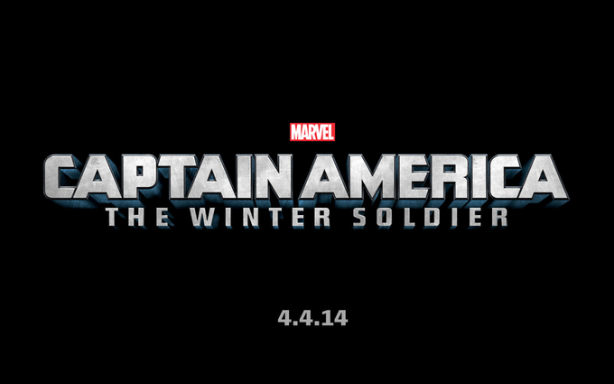 CAPTAIN AMERICA: THE WONTER SOLDIER title treatment