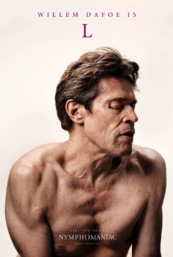 Willem Dafoe - NYMPHOMANIAC