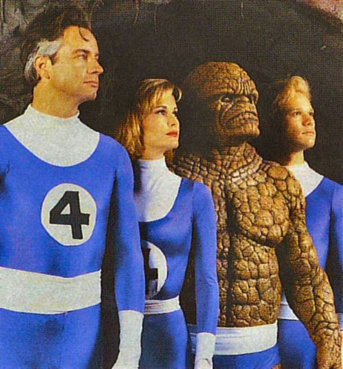 Corman FANTASTIC FOUR