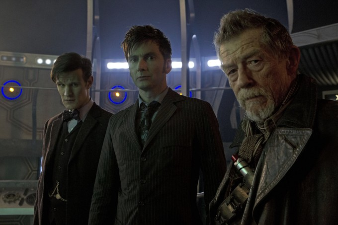 DOCTOR WHO: 'The Day of the Doctor'