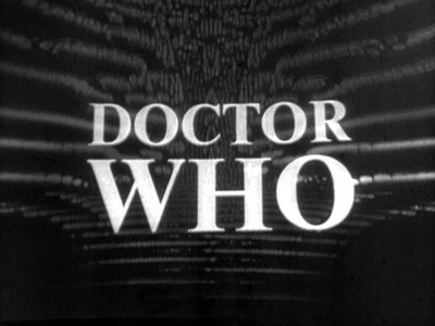 DOCTOR WHO Troughton era logo
