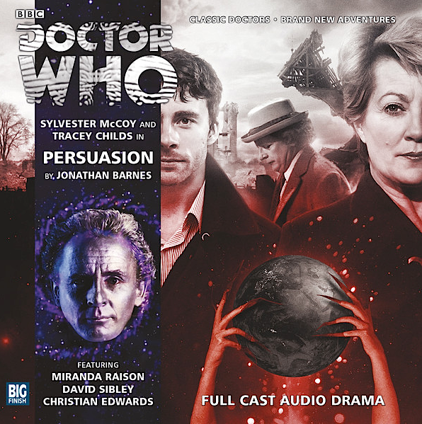 DOCTOR WHO: Persuasion Big Finish Audio Cover