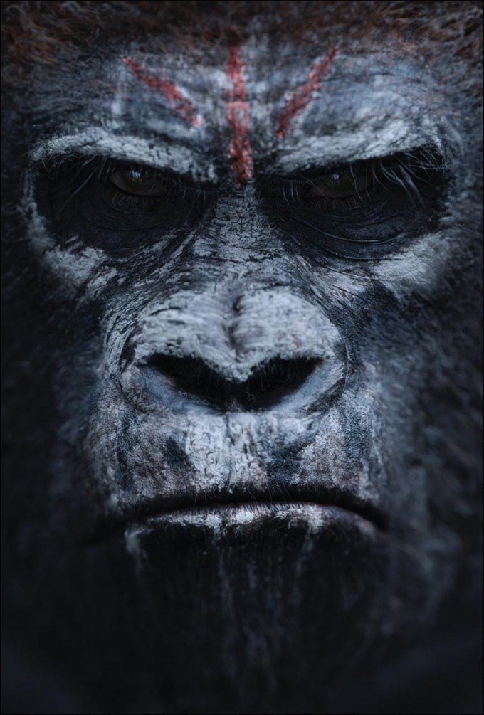DAWN OF THE PLANET OF THE APES teaser poster