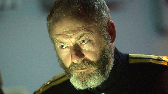 DOCTOR WHO - Cold War - Liam Cunningham