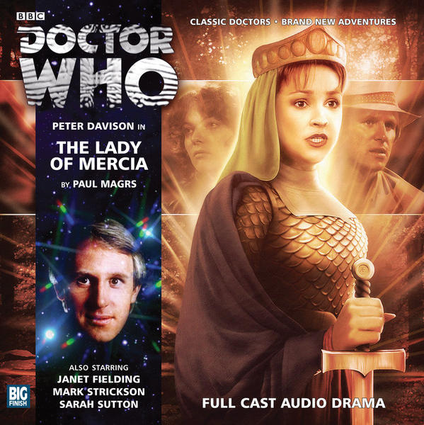 DOCTOR WHO: The Lady of Mercia Big Finish Audio