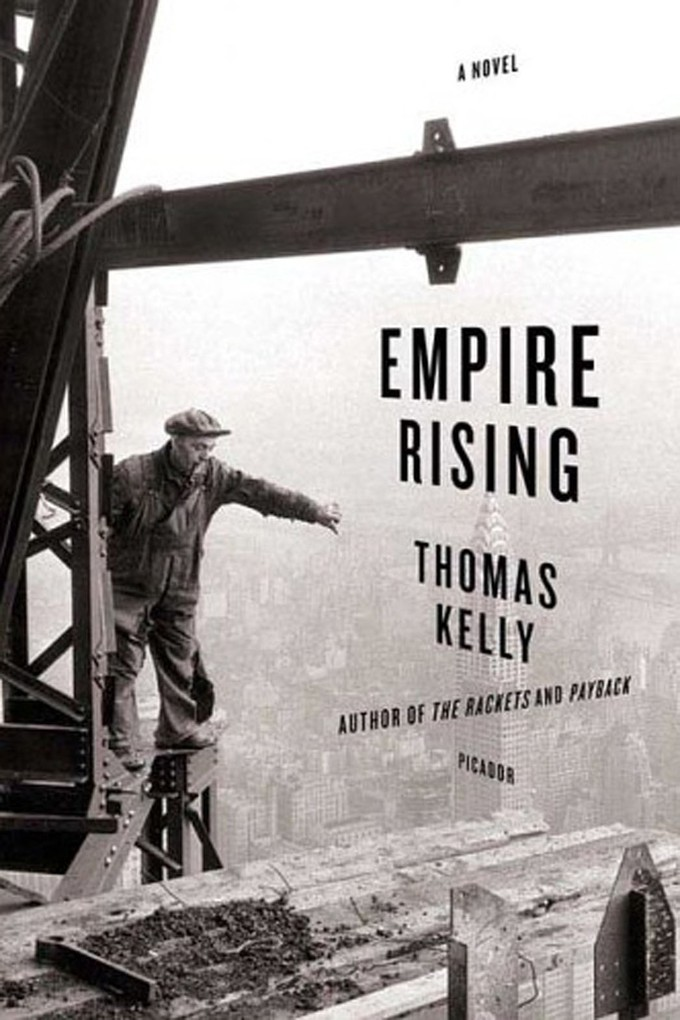 EMPIRE RISING book cover