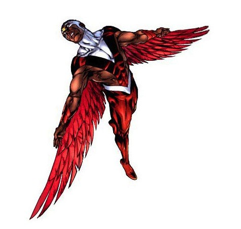 Marvel comics' Falcon