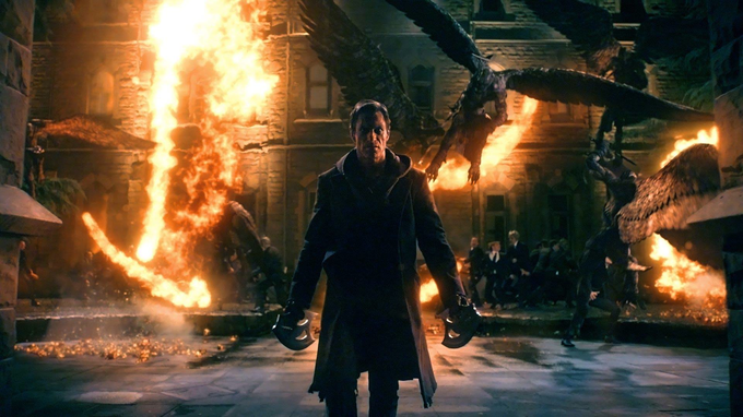 I, FRANKENSTEIN still