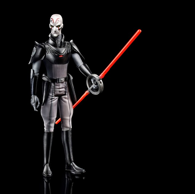 STAR WARS REBELS - Inquisitor action figure
