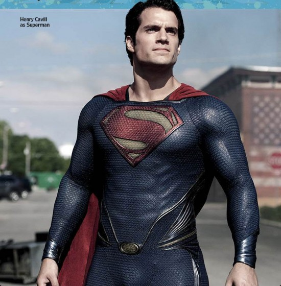 man of steel - entertainment weekly