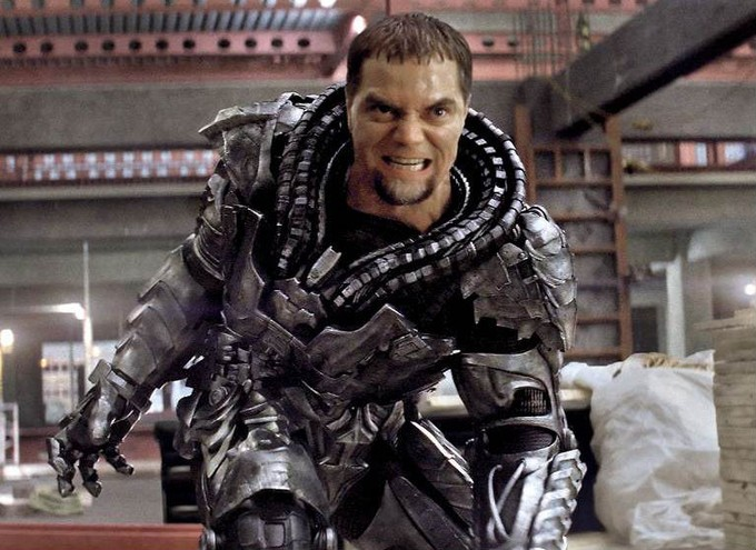 man of steel - entertainment weekly zod