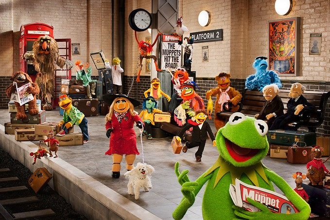 MUPPETS MOST WANTED promo image