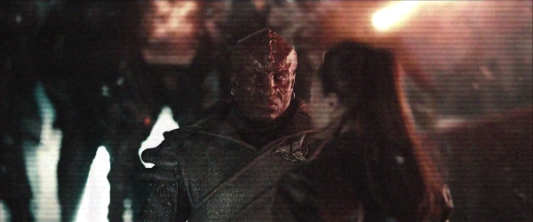 Klingon from STAR TREK INTO DARKNESS