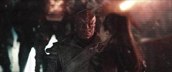 Klingon from STAR TREK INTO DARKNESS