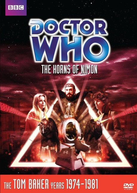 DOCTOR WHO: The Horns of Nimon DVD Cover
