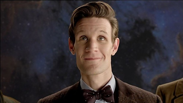 Matt Smith - DOCTOR WHO: Day of the Doctor