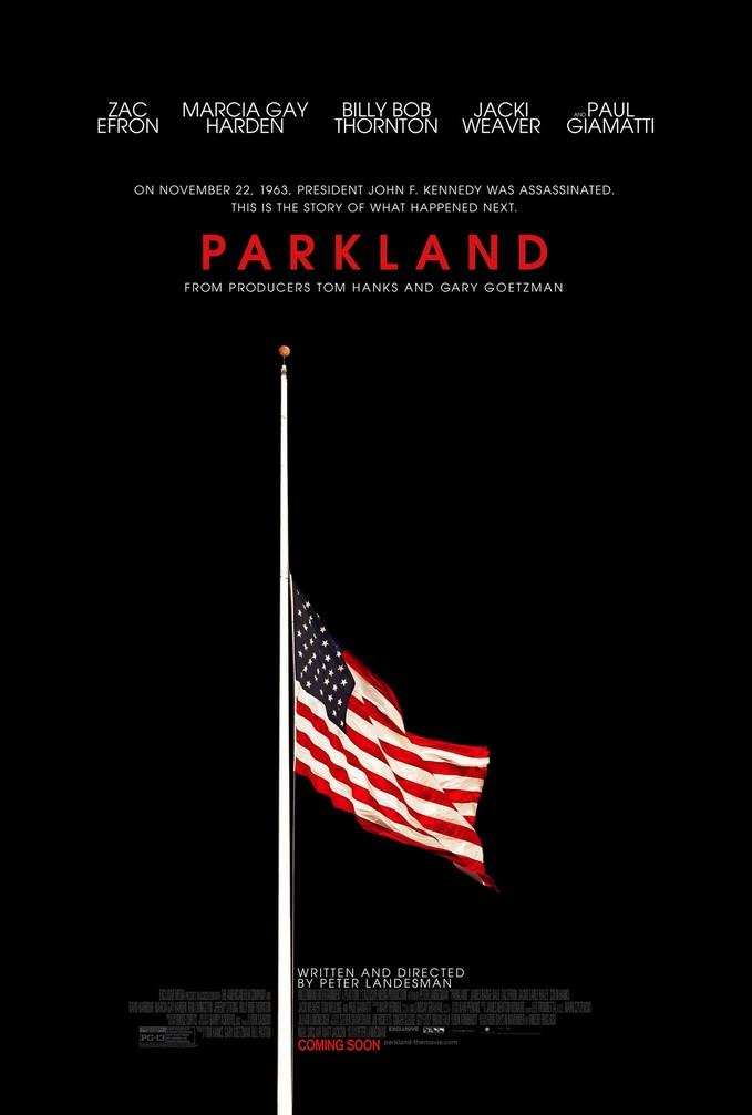 PARKLAND teaser poster