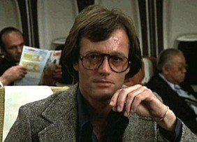 Peter Fonda as Chuck Browning in FUTUREWORLD