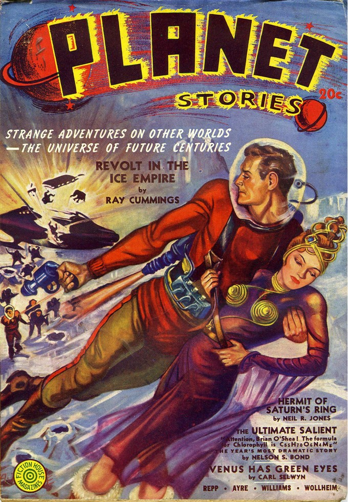 Planet Stories cover