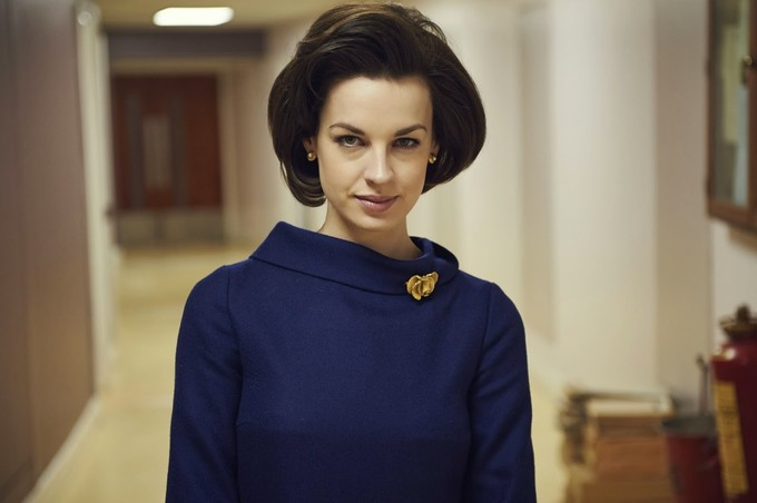 Jessica Raine as Verity Lambert