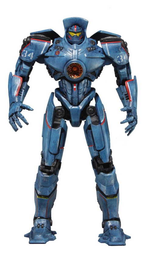 "18"" 'Gipsy Danger' Mech Toy From PACIFIC RIM"