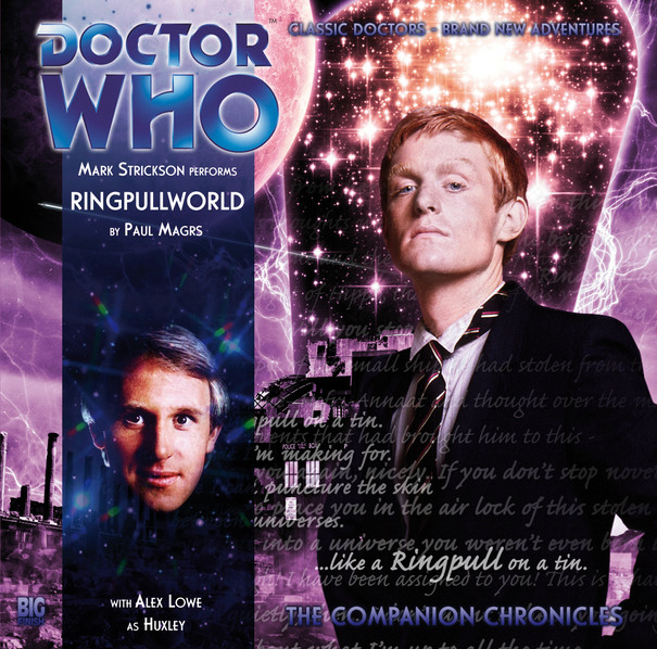 DOCTOR WHO - 'Ringpullworld' Big Finish Audio