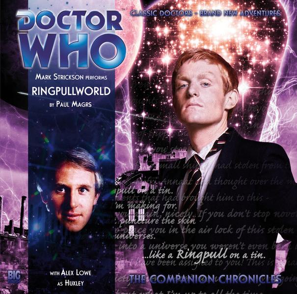 DOCTOR WHO - 'Ringpullworld' Big Finish Audio