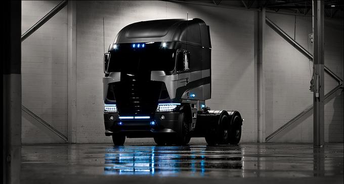 New TRANSFORMERS 4 truck