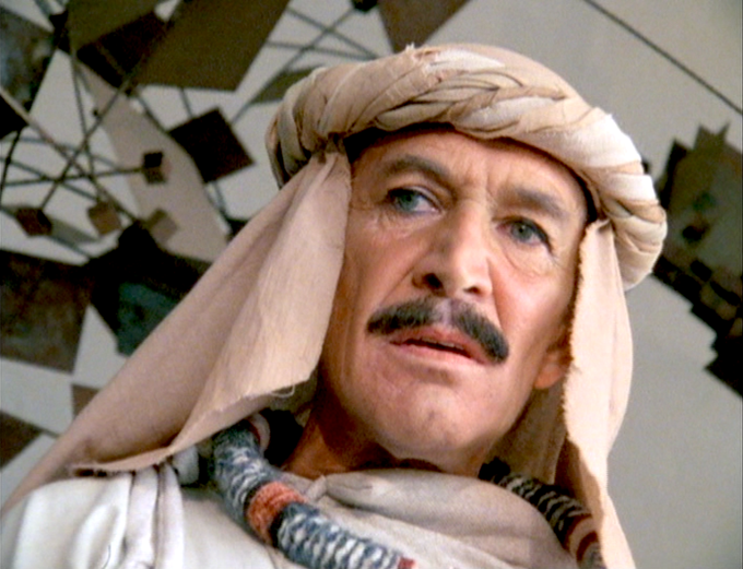 DOCTOR WHo: Planet of Fire - Peter Wyngarde