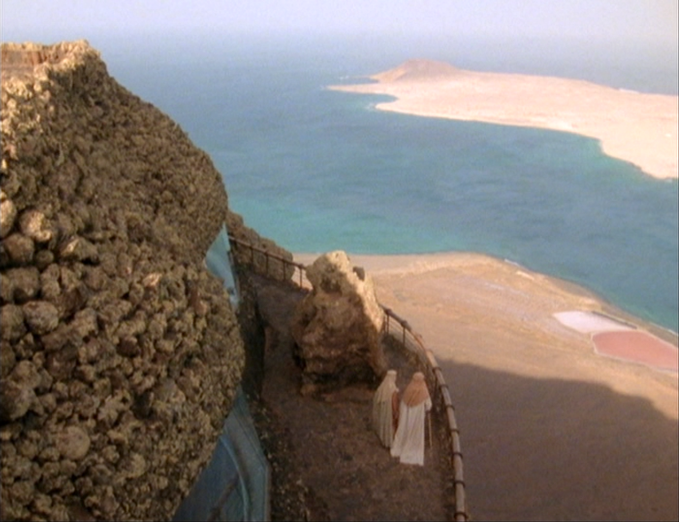 DOCTOR WHO - Planet of Fire - Lanzarote location
