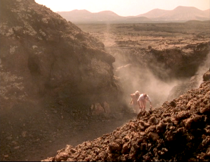 DOCTOR WHO: Planet of Fire - Lanzarote location