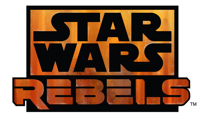 STAR WARS REBELS official logo