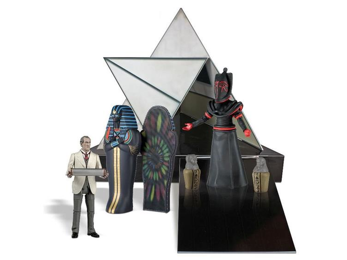 DOCTOR WHO: Pyramids of Mars playset