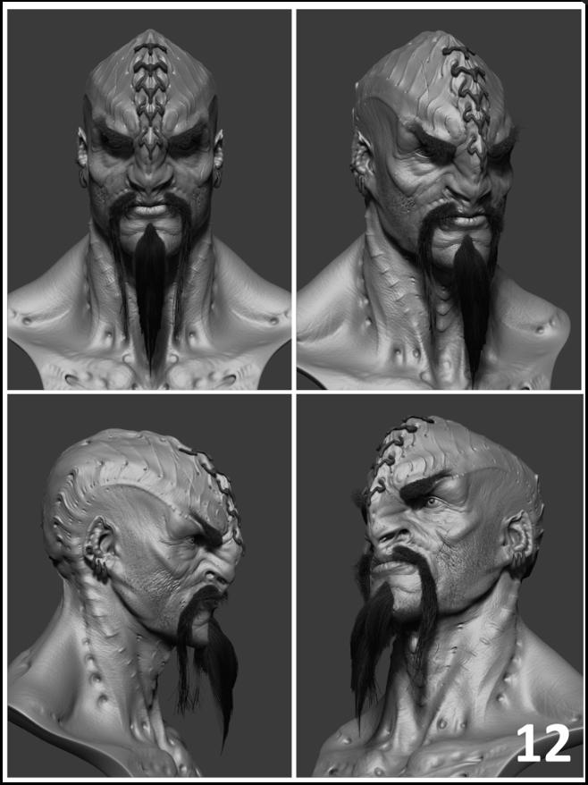 STAR TREK INTO DARKNESS Klingon Page 2