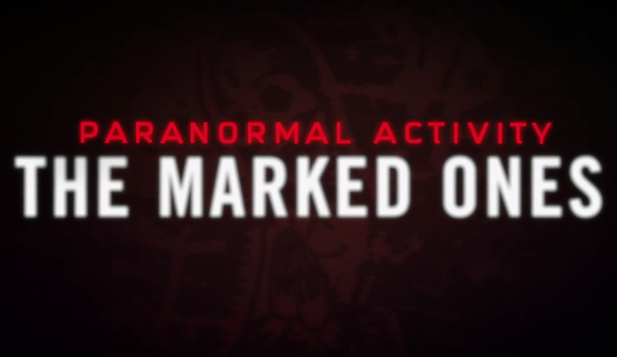 PARANORMAL ACTIVITY: THE MARKED ONES title