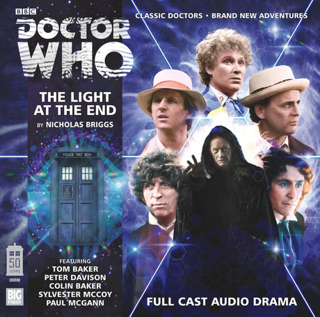 DOCTOR WHO: The Light at the End Big Finish