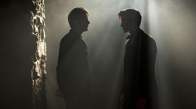 DOCTOR WHO: The Day of the Doctor - 10th and 11th Doctor