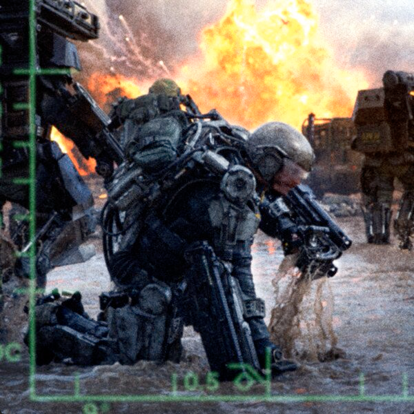 EDGE OF TOMORROW promo image 1
