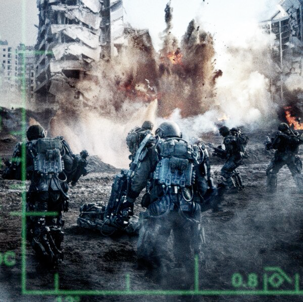 EDGE OF TOMORROW prom image 2