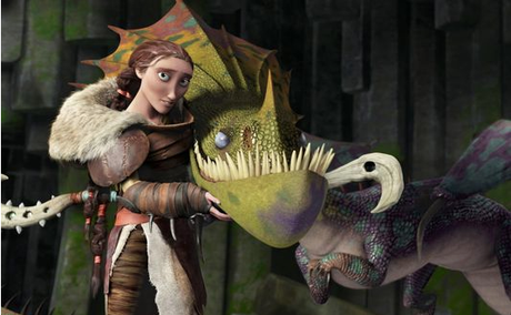 HOW TO TRAIN YOUR DRAGON 2 - Blanchett
