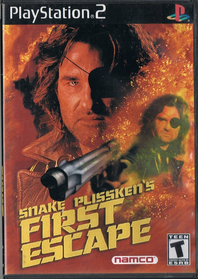 Plissken game 1
