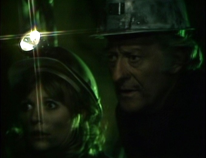 DOCTOR WHO: The Green Death - Jo and the Doctor