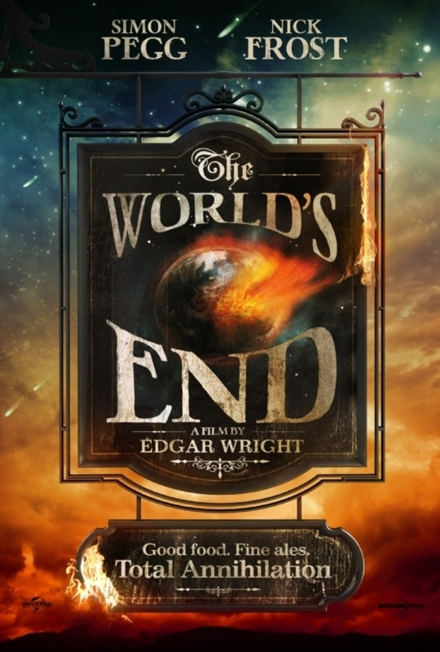 WORLD'S END poster
