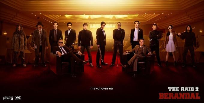 THE RAID 2 promo image