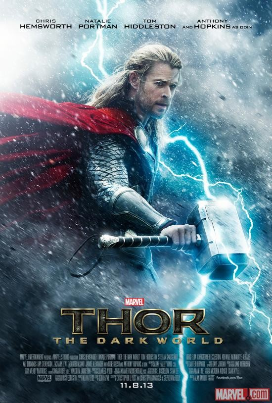 THOR sequel poster