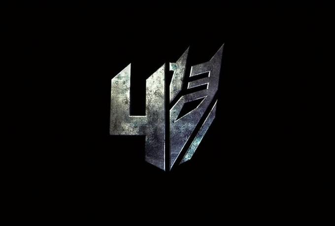 TRANSFORMERS 4 teaser logo